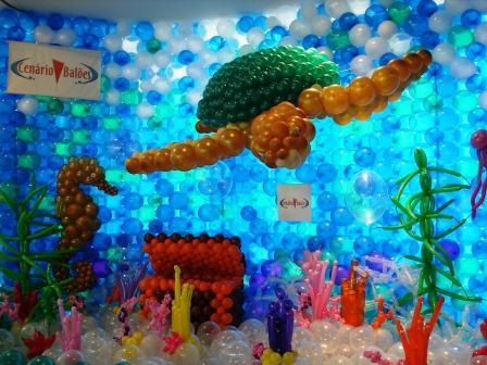 Festa fundo do mar festa infantil buffets para festas auto design