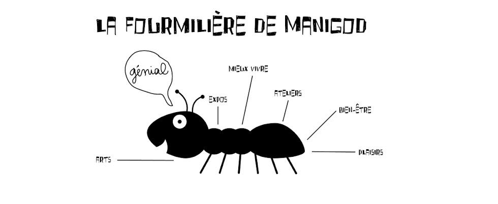 La fourmilière de Manigod