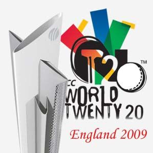ICC Twenty20 World Cup 2009 Points Table & Team Raking