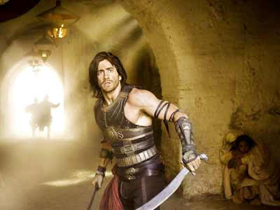 Prince of Persia Sands of Time photo released