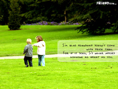 Friendship quotations & friendship wallpapers