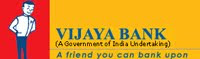 Vijaya Bank Recruitment Application 2009