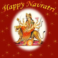 Happy Navratri wishes, Navratri SMS