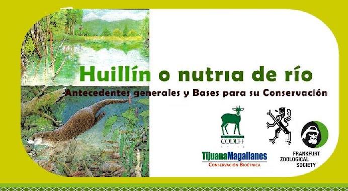 Proyecto de Conservación de la nutria de río