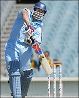 Michael Bevan, Australian Cricketer in Indian Blues!