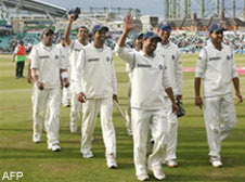 india beat england test series 2007
