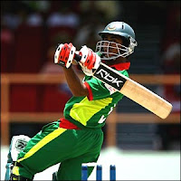 Mohammed Ashraful, Bangladesh cricketer
