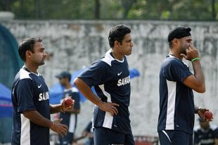Indian Spinners - Kumble, Mishra and Harbhajan
