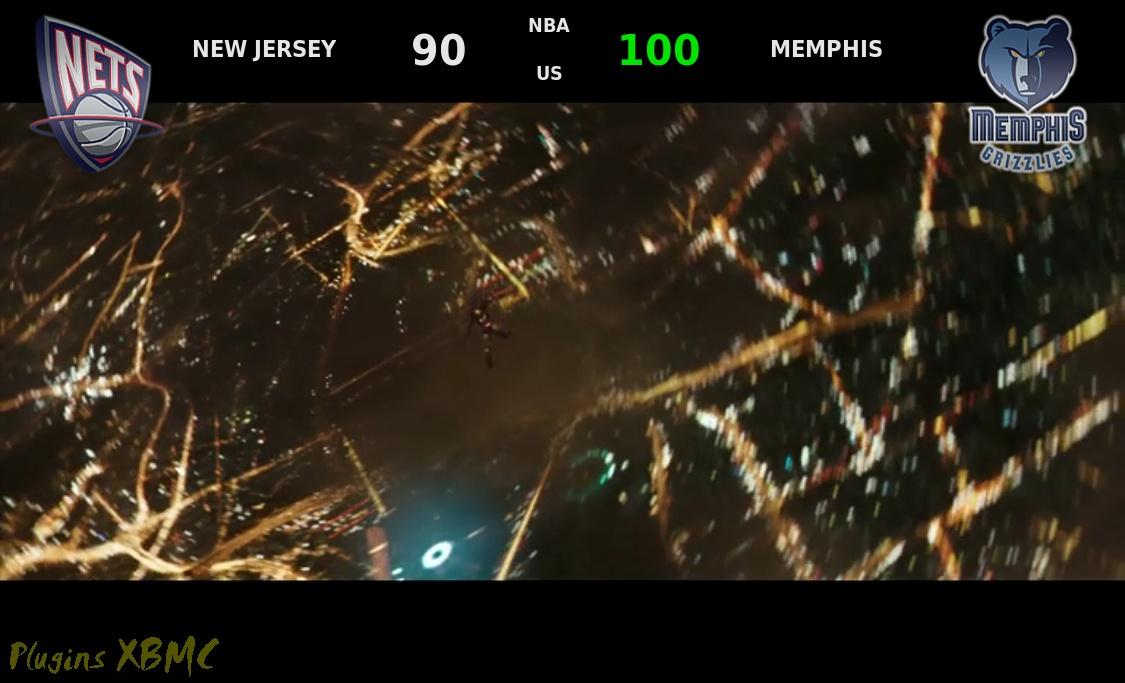 Sportlive 1.5 ( Resultados Deportivos ) para XBMC