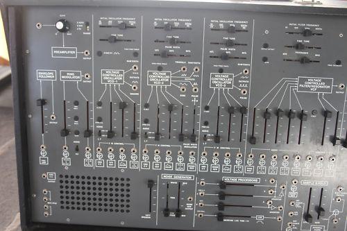 dbm chord. Arp 2600 amp; 3604P keyboard