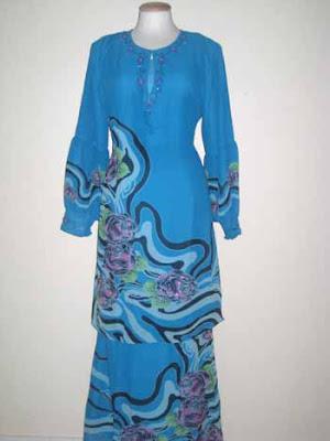 Kurung Modern, Baju Kurung, Kurung Riau, Kurung Pahang, Kurung Pesak