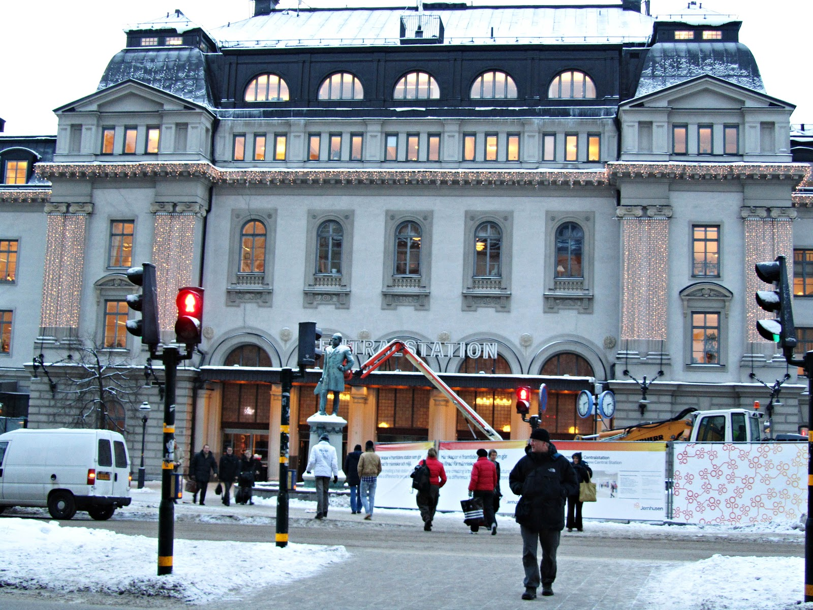 Train travel information for Sweden | Explore the country with a