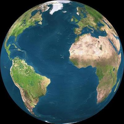 Vale do Jequitinhonha - Blog do Banu: Terra, Planeta Água
