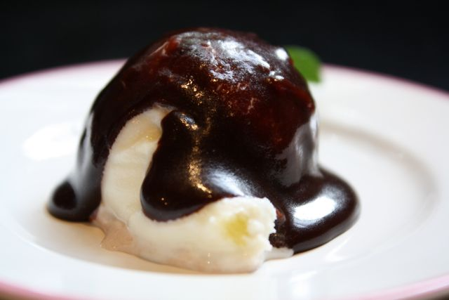 Wise and Glorious Purpose: Nourishing Hot Fudge Sauce!
