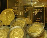Emas Dinar  dan Emas Bar