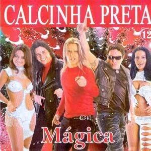 Calcinha Preta - Vol.12 - M�gica