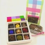 Chococo selection from Purbeck
