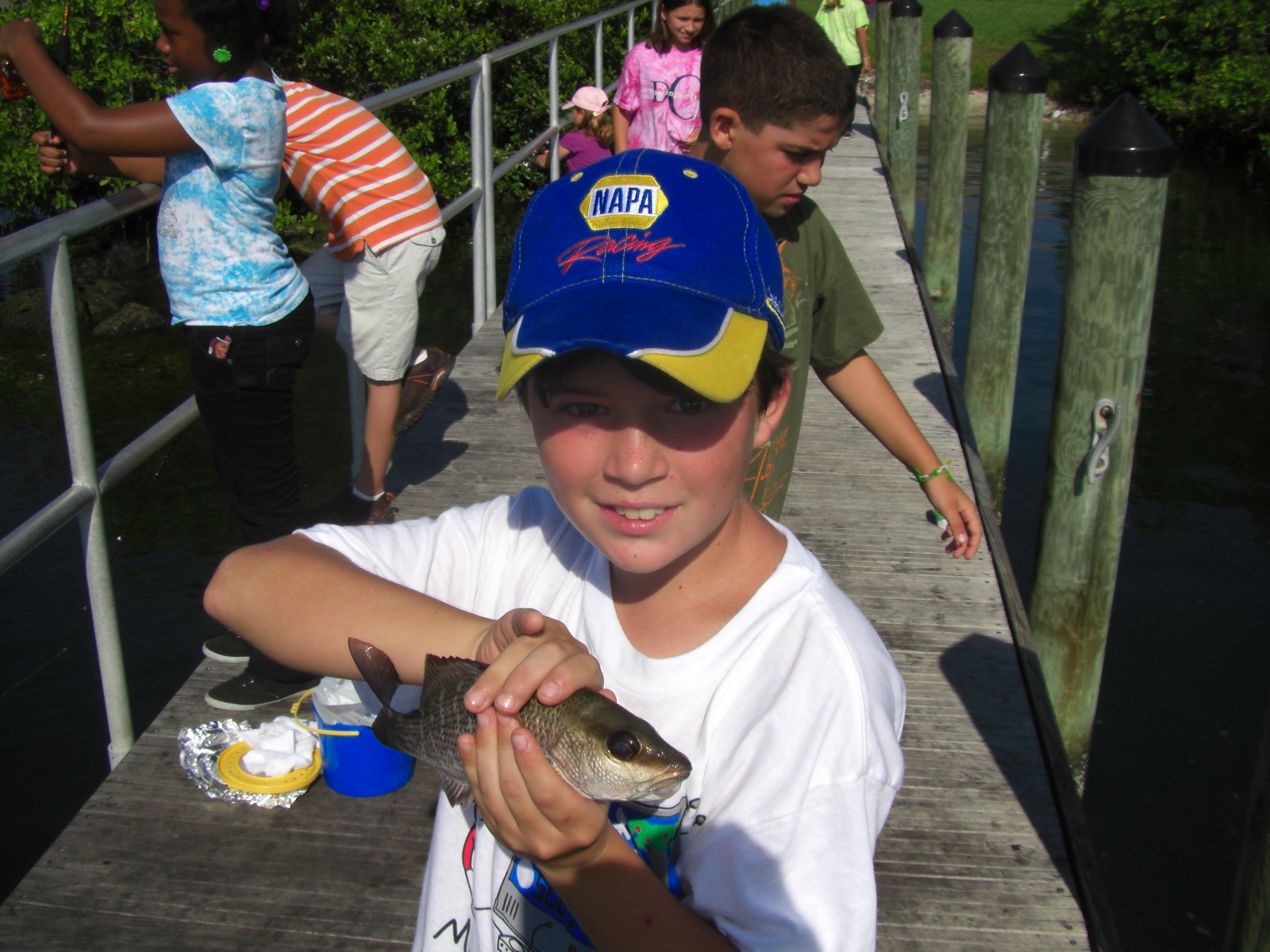 Florida fishing academy boynton beach summer camp fishing for Fishing summer camp