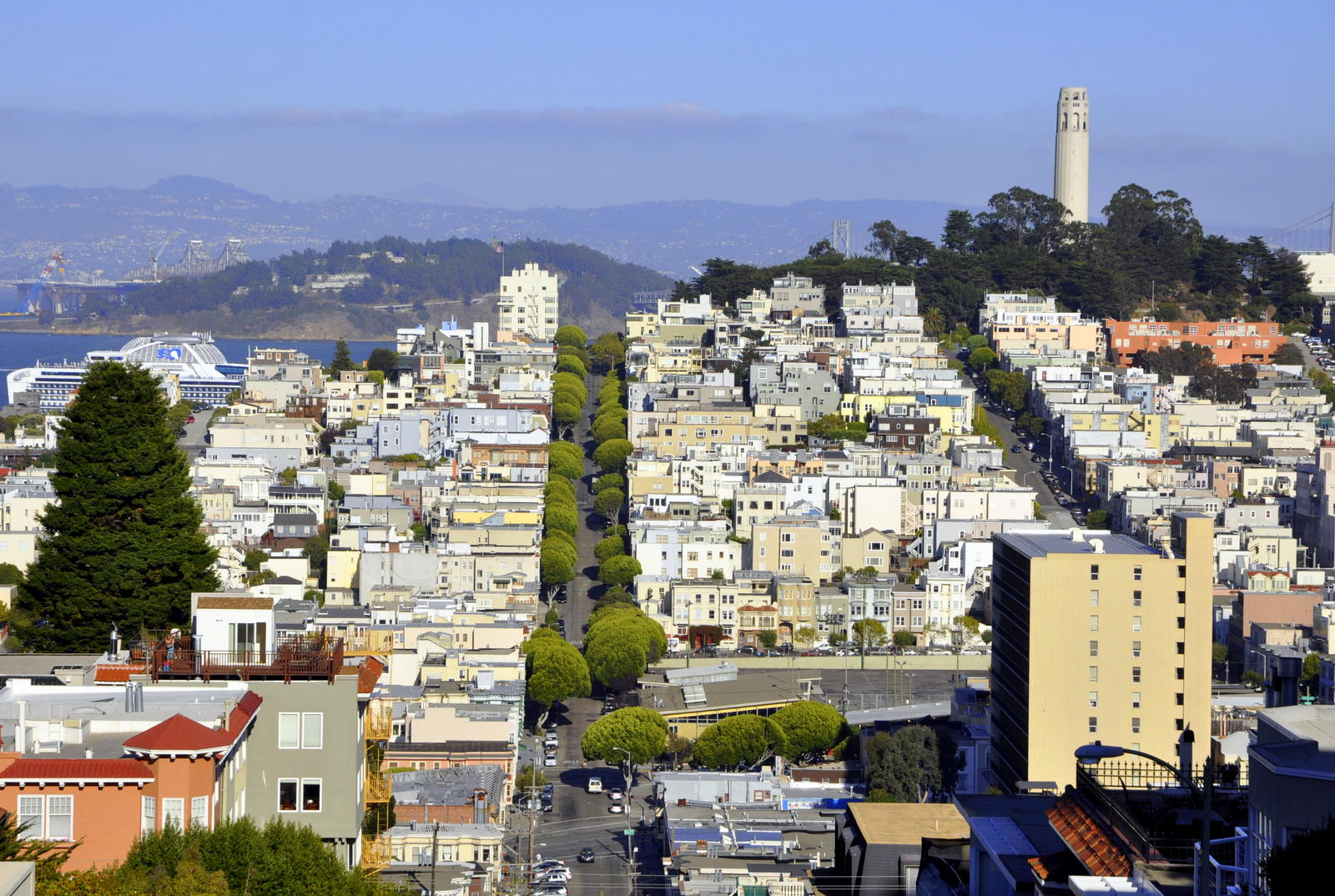 Famous San Francisco Neighborhoods Exploring The World One Day - 5 most interesting neighborhoods in san francisco