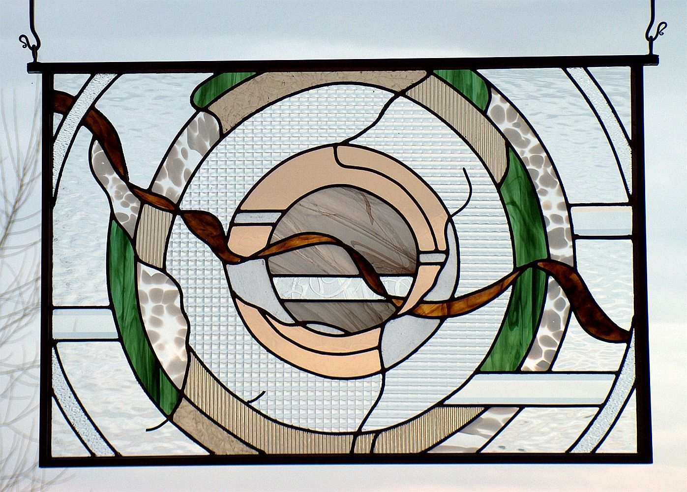 Bonniethomson glassartisan stained glass architectural for Architectural glass art
