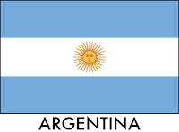 Flag of Argentina