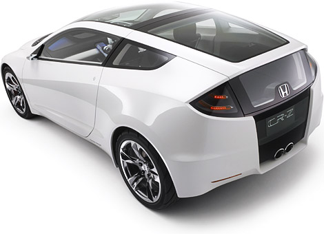 Honda CR-Z Hybrid Version 2011