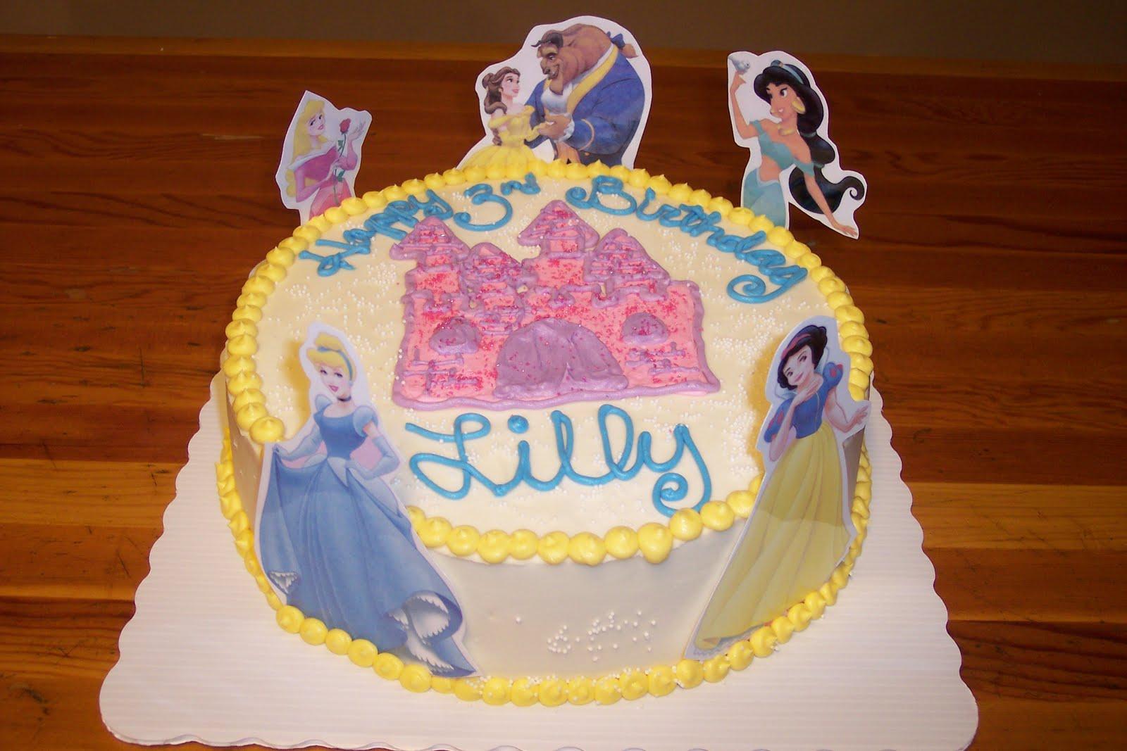 Hannahs Homemade Favorites Childrens Birthday Cakes