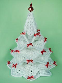 Artesaniasmares si te gusta el crochet - Adornos navidenos ganchillo patrones ...