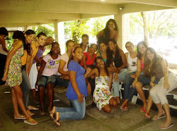 Turma Pedagogia 2010.1 UFBA