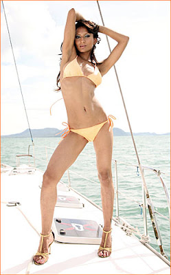 Miss Maxim Asia 2007 And MTV Splitsvilla Girl Prianca Sharma Spicy Pics