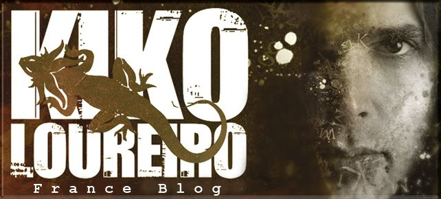 Kiko Loureiro France Blog