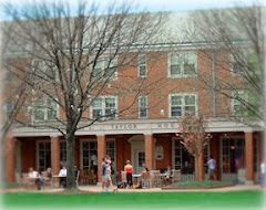 Wake Forest University's College Bookstore, A Place Where You May Purchase My Books. Click Photo.