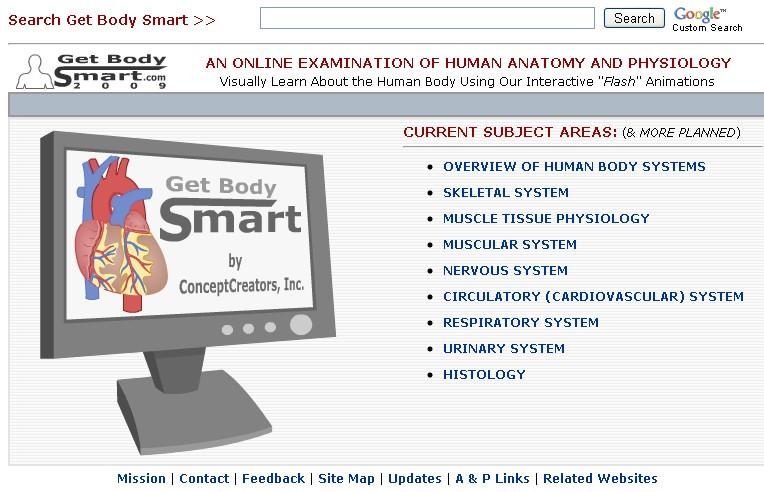 Educational Technology Guy Getbodysmart Human Ap