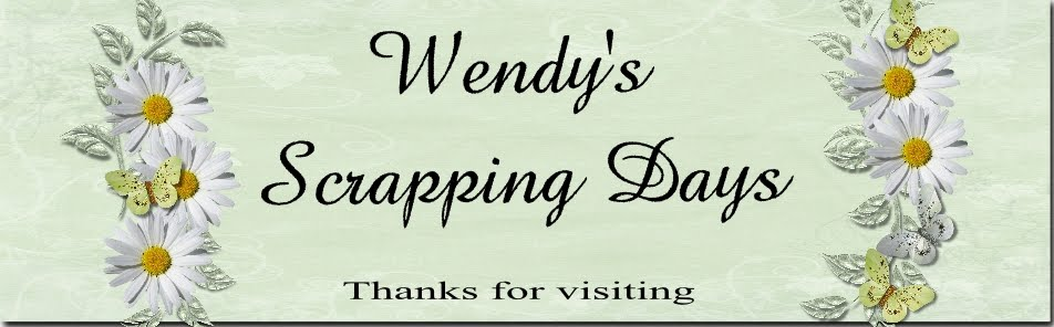 wendys scrapping days