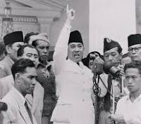 Words by Presiden Soekarno 1945 - 1966