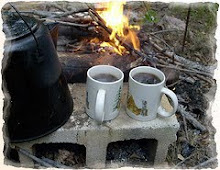Have a cup of coffee and enjoy the woods