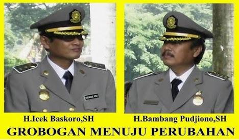 Bupati & Wakil Bupati Grobogan