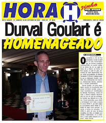 DURVAL GOULART É DESTAQUE 2009
