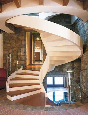 Classic contemporary staircase designs luxury interior for Luxury staircase design