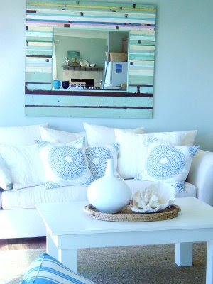 Architecture Homes: DECORATING: Beach House Style in Fairfax, CA