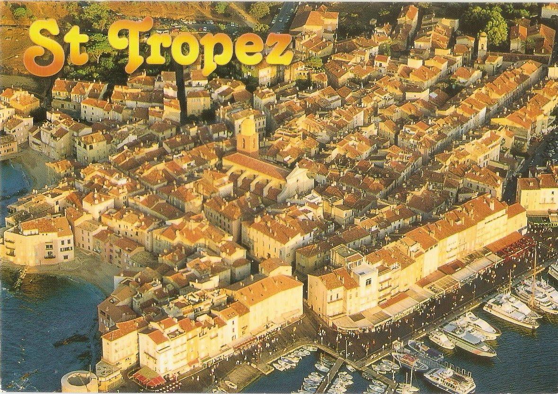 Postcard A La Carte 2: France - Provence-Alpes-Côte d'Azur- Department 83 Var