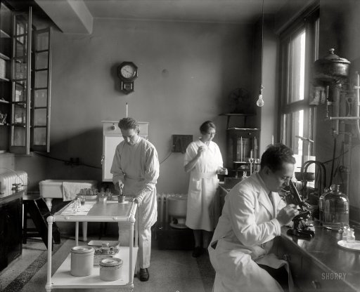 Center Referral Hospital Emergency Hospital 1920