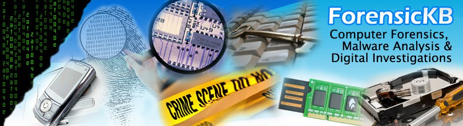 Computer Forensics, Malware Analysis & Digital Investigations