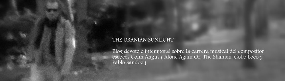 The Uranian Sunlight