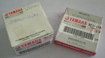 Piston dan ring piston Yamaha Vixion.