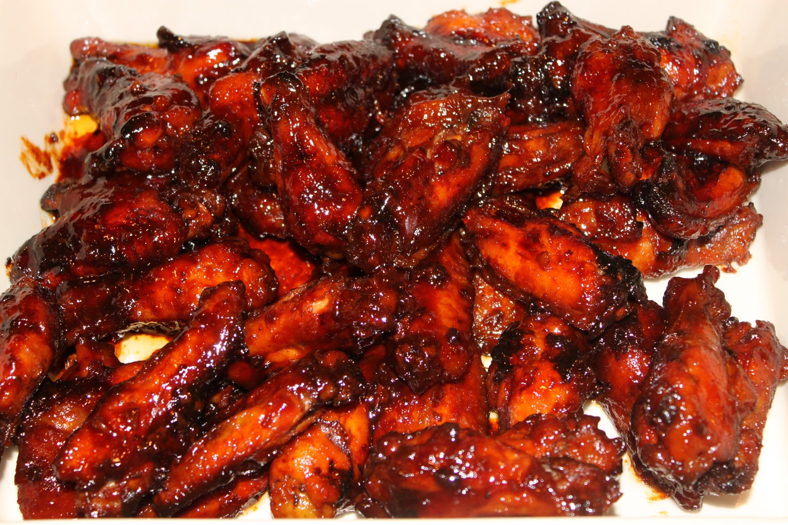 Download image Honey Baked Chicken Wings PC, Android, iPhone and iPad ...