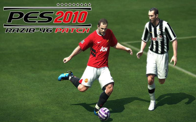 Игра Pro Evolution Soccer 2010 - обзор игры, прохождение, патч.