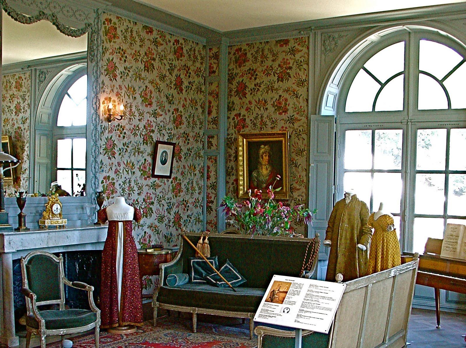 Passage paradis le musee de la toile de jouy jouy en josas - Chambre toile de jouy ...