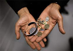 hanuman locket with obama usa