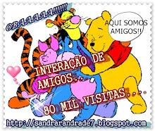 Presente da Sandra Andrade